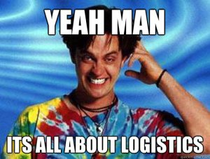 All About Logistics